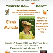 Locandina Parole da bere 17/05/2018